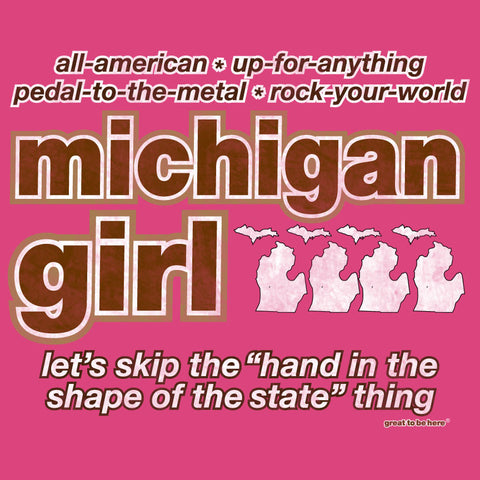 Michigan Girl T-Shirt