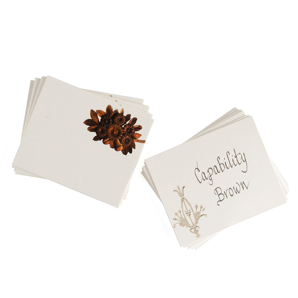 Architectural Details Place Cards