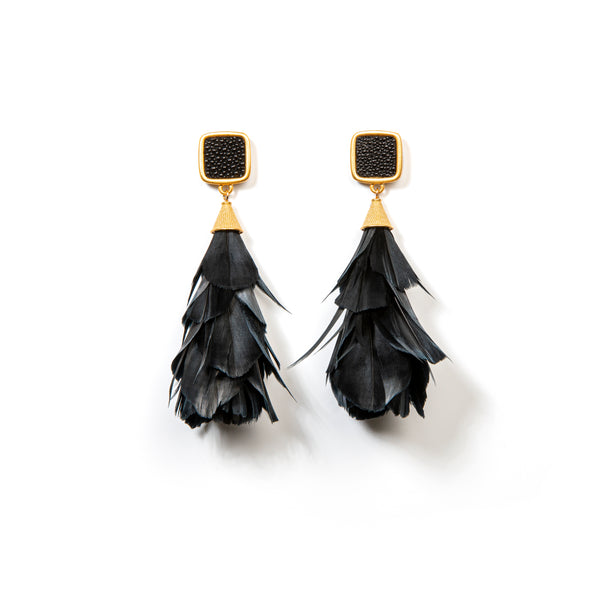 Parades Earrings by Brackish