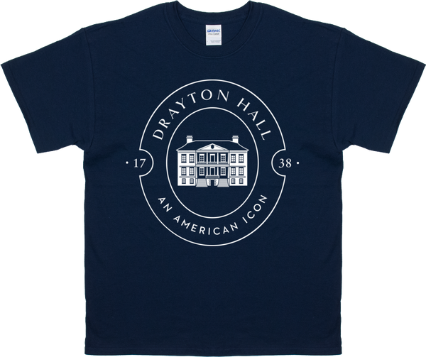 Drayton Hall Adult T-Shirt