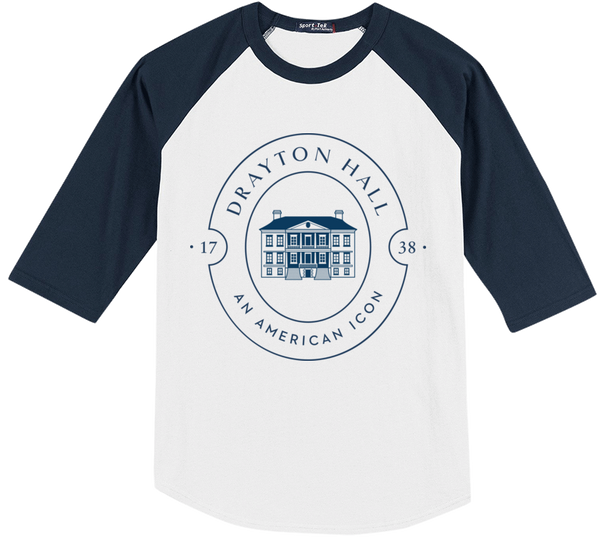 Drayton Hall Raglan Shirt
