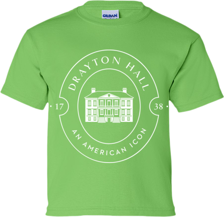 Drayton Hall Youth T-Shirt