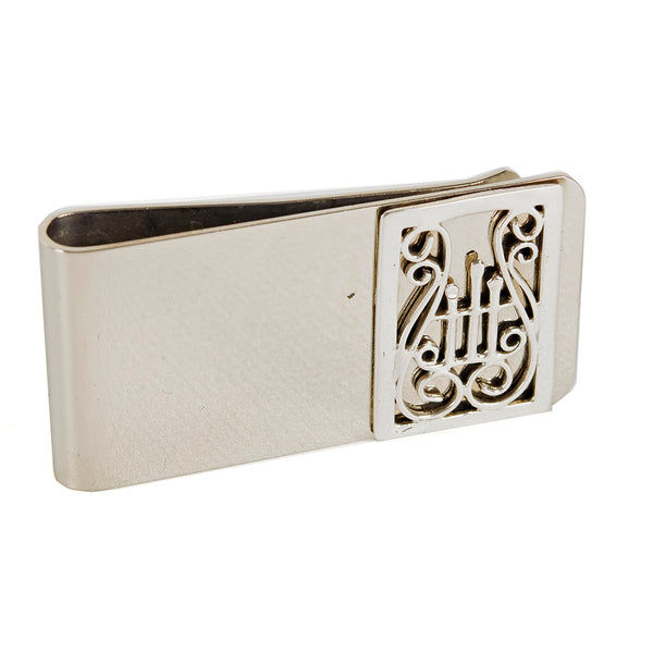 Drayton Hall Harp Gate Money Clip