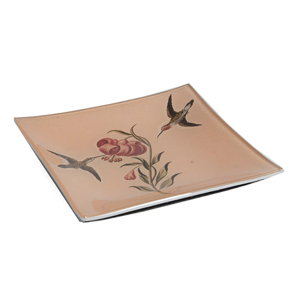 George Edwards Hummingbirds Tray