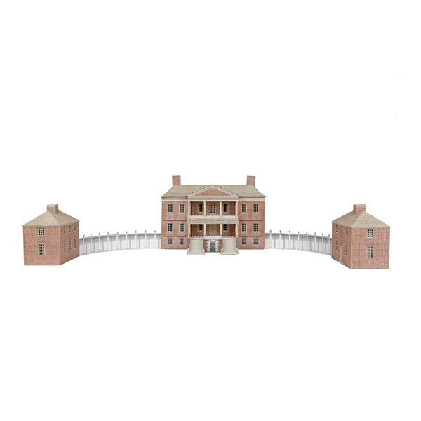 Build It Yourself Drayton Hall Model: 18th Century