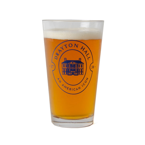 Drayton Hall Pint Glass