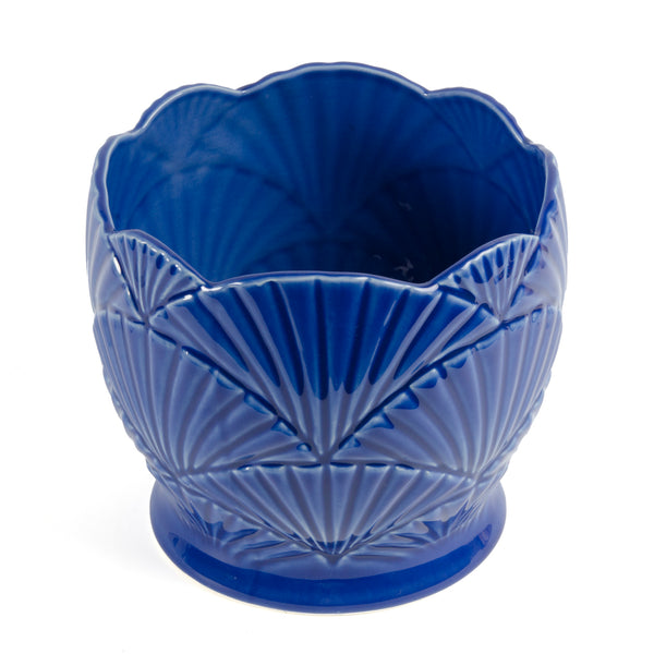 Scallop Shell Planter
