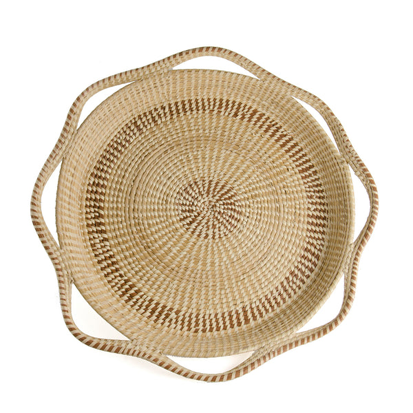 Sweetgrass Star Bread Basket