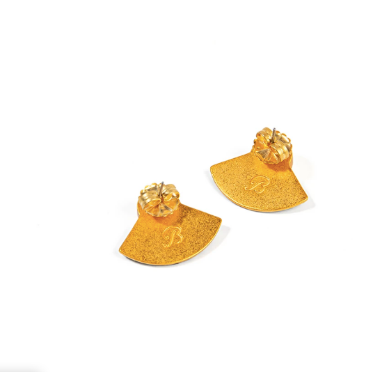 Leslie Earrings by Brackish