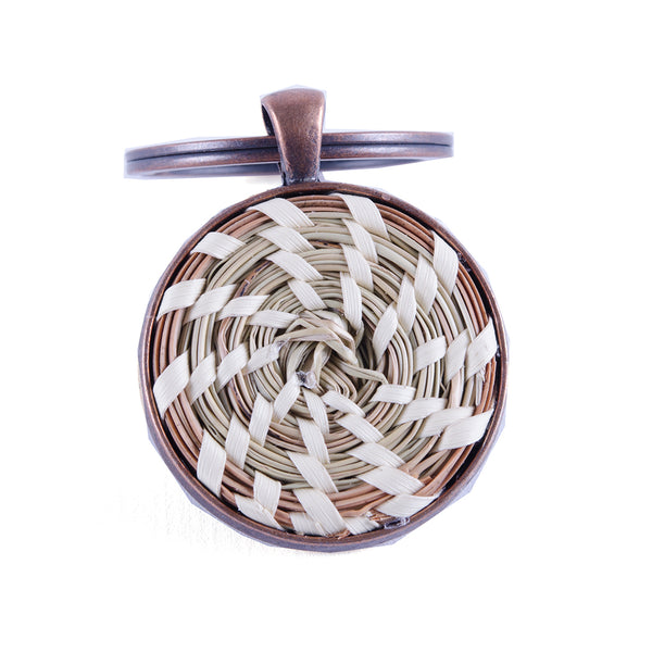 Sweet Grass Key Ring