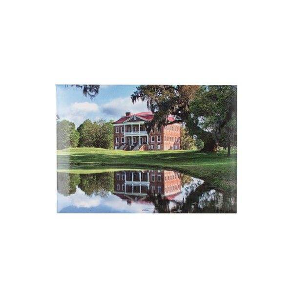 Drayton Hall Photo Magnet