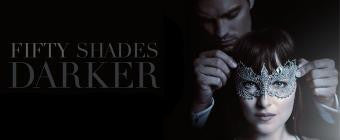 Excitement builds in anticipation for Fifty Shades Darker