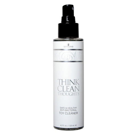 Think Clean Thoughts Toy Cleaner