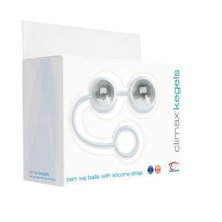 Kegels Ben Wa Balls With Silicone Strap