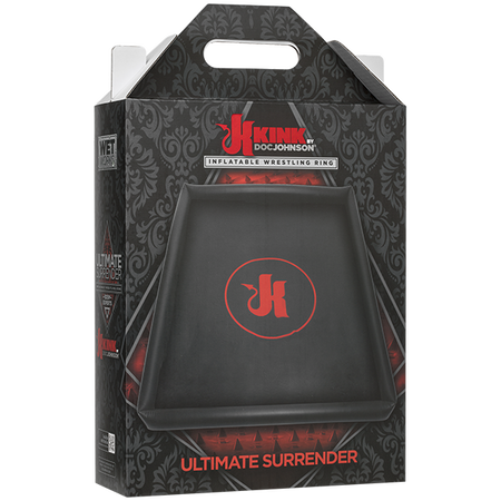 Wet Works - Ultimate Surrender - Inflatable Wrestling Ring