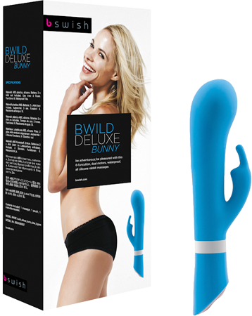 BWILD - Deluxe Bunny - Blue Lagoon (Blue)