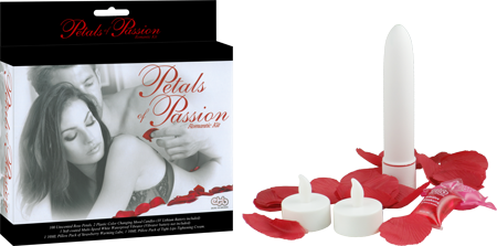 Petals Of Passion - Romatic Kit