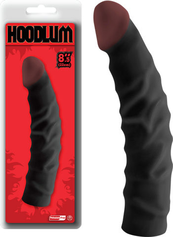 "8.5"" Dong (Black)"