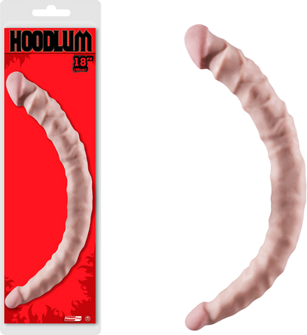 "18"" Double Dong (Flesh)"