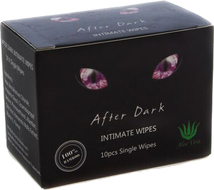 Intimate Wipes After Dark (10pcs Singles)
