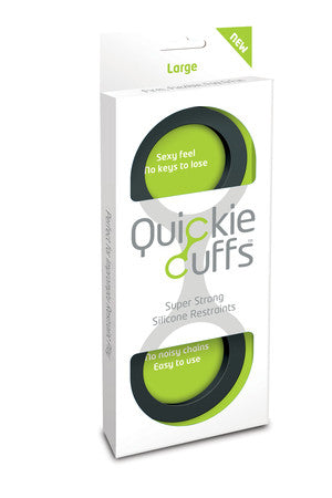 Quickie Cuffs (Large)