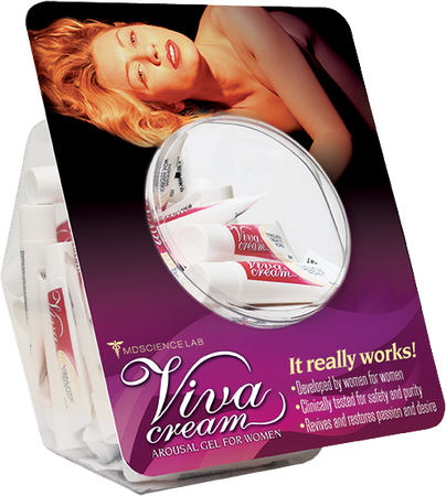 Viva Cream (7.5mL) (50 X Display)