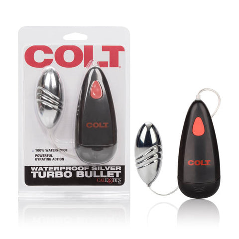 Colt Waterproof Silver Turbo Bullet