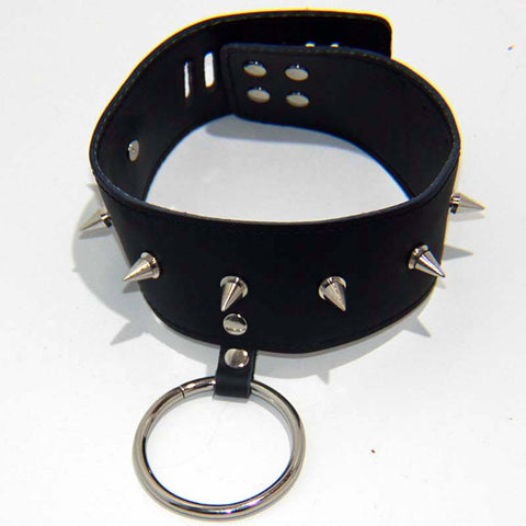 Sharp Spikes Collar Lite