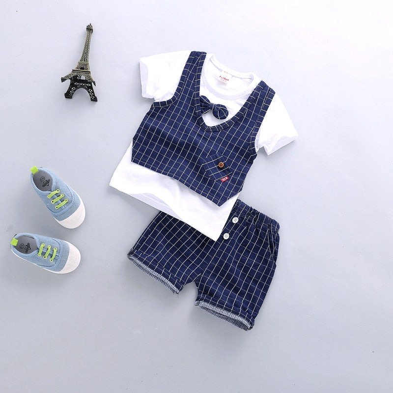 hot sale 100% authentic lace up in 1-4t Zhenjiale Brand Toddler Boys Clothes Summer 2019 Boutique ...