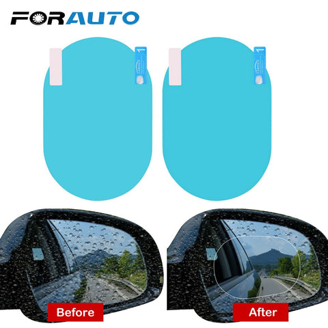 Waterproof Anti Fog Anti-glare Rearview Protective Film Car Mirror