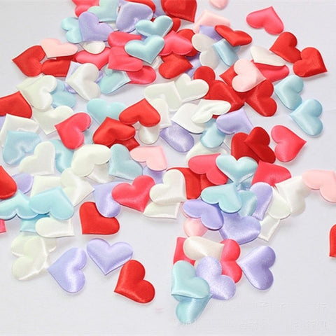 Heart Shape Wedding Decoration Size Heart Valentines Day Wedding Table Decor Party Supply