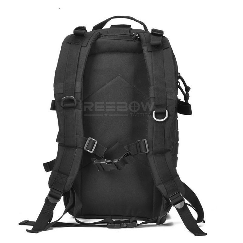 2382f3562266 ... 34L Military Tactical Assault Pack Backpack Army Waterproof Bug Out Bag  Small Rucksack - Babiesrhere ...