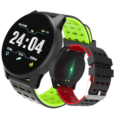 Bluetooth Smart Watch Men Women Digital Sport Watch Fitness Clock Heart Rate Watch - babiesrhere