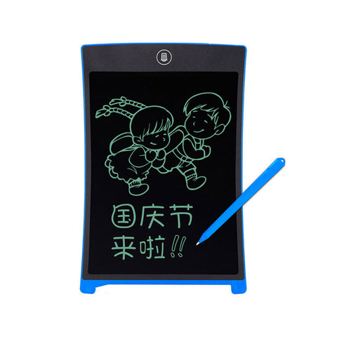 Drawing Erase Electronic Paperless LCD Handwriting Pad Kids Writing Board Children Gifts