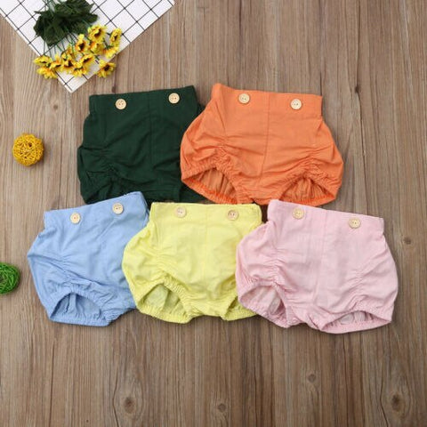 Toddler Infant Baby Boy Girl Kid Casual Pants Shorts Bottoms PP Bloomers Panties for Kid clothes toddler Children newborn - babiesrhere