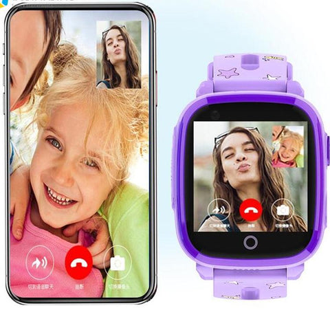 Smart watch for kids Tracker, GPS, Remote Camera, Wi-fi, Video call