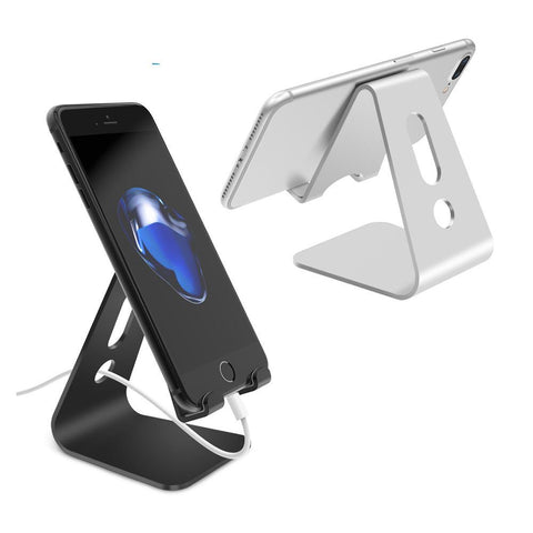 Universal Mobile Phone Holder Stand Desk Holder For Phone Charging Stand Mount For Support - babiesrhere