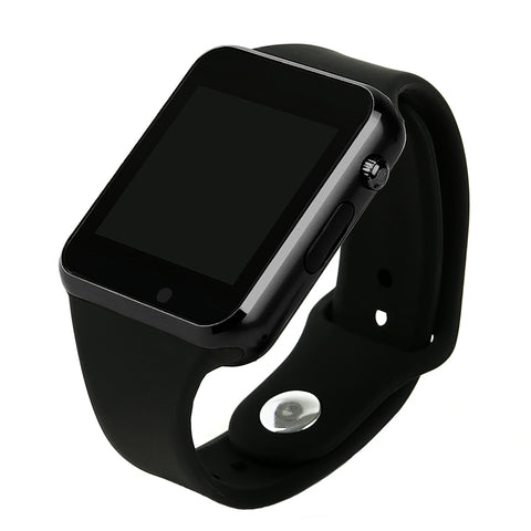 Smartwatch A1 for Android phones Support SIM TF card Call smart watch Pedometer - babiesrhere