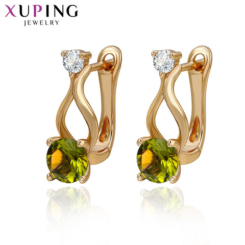 Special Design Gold Color Plated New Jewelry for Women New Arrival High Quality Earring - babiesrhere