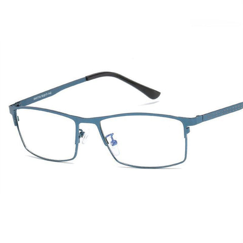 Business Glasses Frame Men Blue light proof Glass Computer Gaming Goggles Eyeglasses - babiesrhere