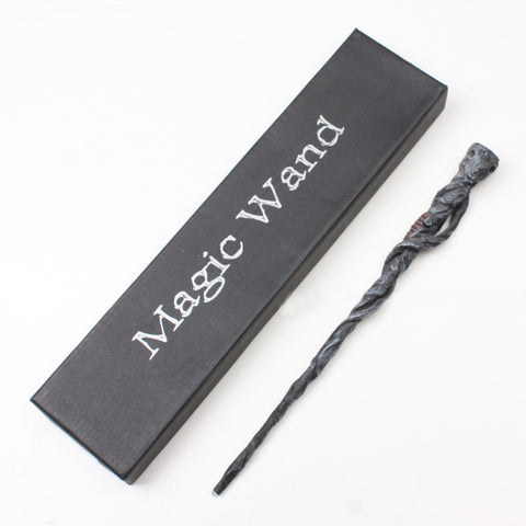 2017 New Arrival the Elder Wand Harry Potter Magic Wand With light Cosplay Prop Film Periphery Collection Child Toy Kids Toys