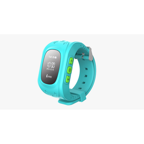 GPS Kid Tracker Smart Wrist Watch (Shipped from USA) - babiesrhere