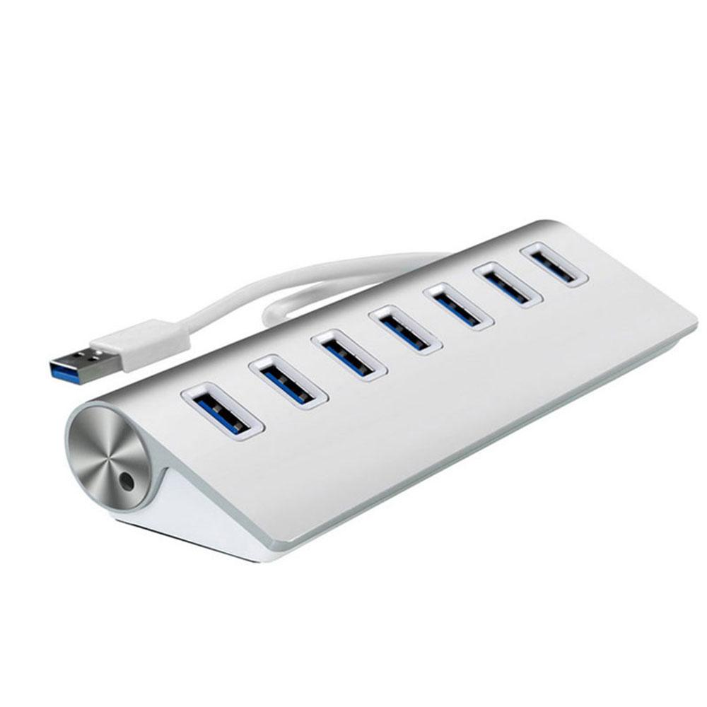 Usb 30 Hub 7 Port Portable With Usb30 Cable For Imac Macbook Air