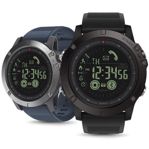 New  Flagship Rugged Smartwatch 33-month Time 24h All-Weather Smart Watch For IOS And Android