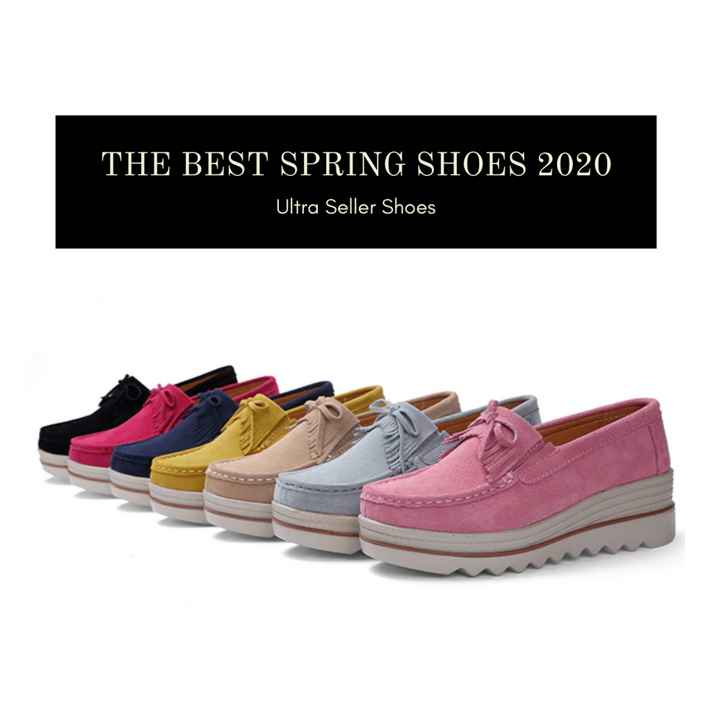 Shop Spring 2020's shoe trends right now at Ultra Seller Shoes