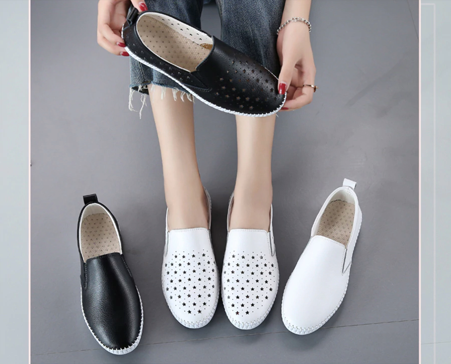 Buffy Flat Ultra Seller Shoes