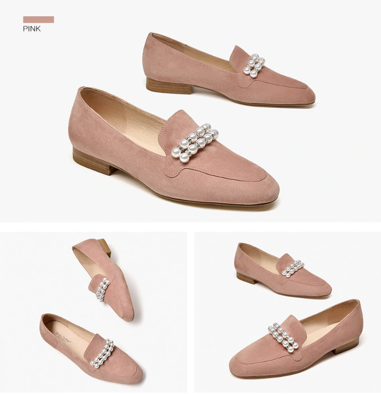 Concepcion Loaferts Color Pink Ultra Seller Shoes Ripley Shoes