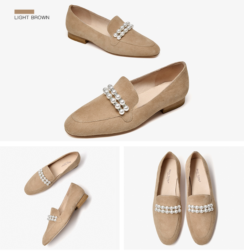 Concepcion Loafers Color Light Brown Ultra Seller Shoes Ripley Shoes