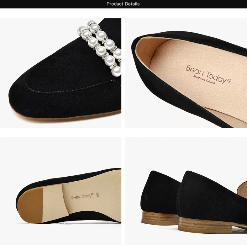 Concepcion Loafers Color Black Ultra Seller Shoes Ripley Shoes
