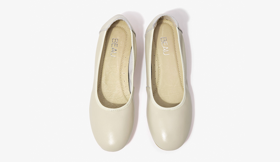Meg Flat Color Beige Ultra Seller Shoes Online Shop
